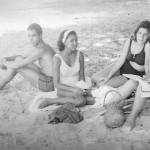 Sosuans at beach