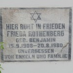 Frieda Rothenberg