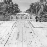New bridge over the River Sosúa