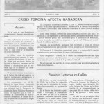 Sosua Newspaper August 1980 page 1