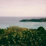 23  Sosua beach - View from the hills