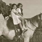 5  Sonia Wagner,  Alma Kibel on a horse