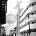 El Conde Street - main commercial street of Ciudad Trujillo