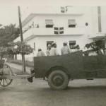Street scene in Ciudad Trujillo (1940)