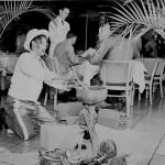 Hotel Jaragua - cooking show