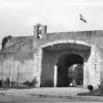 Main entrance to the walled city - Puerta del Conde