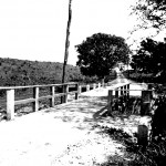 Bridge on main road to the farms