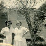Unknown nurses at Sosua Hospital