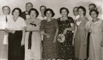 Richard and Alice Strauss, Egon and Hilde Schwarz, Salomon and Ruth Echt, Frida and XX Rothenberg, Erich, XX and Dolly Benjamin